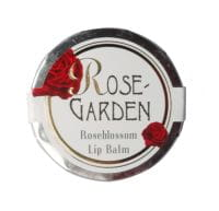 Rosengarten Lippen Balsam Dose