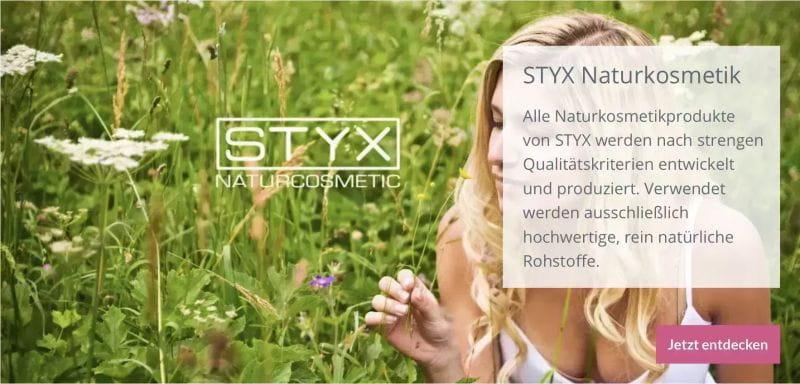 Produkte von Styx