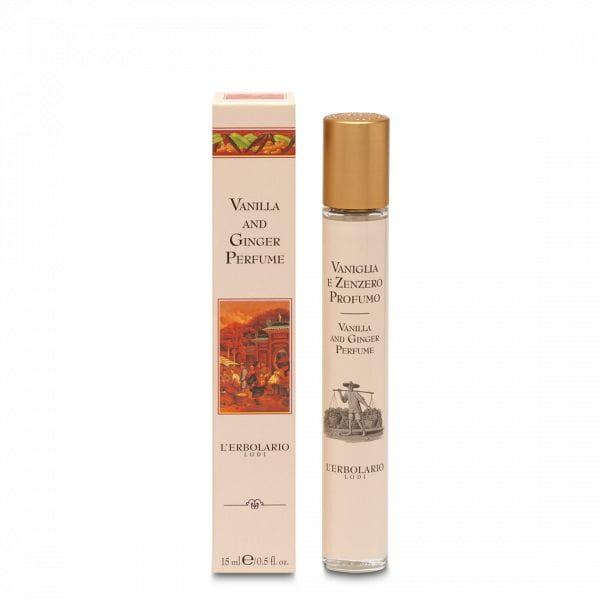 VANILLE & INGWER Parfum